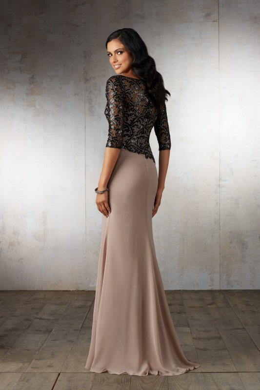 Spoločenské šaty MGNY – Svadobný salon White Rose Trnava b45ada6ff16